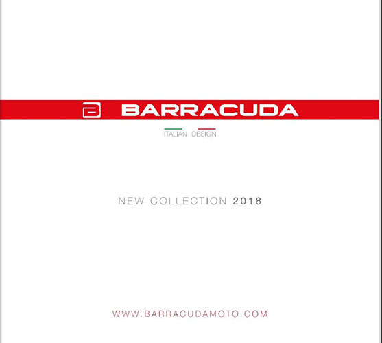 Baracuda Moto katalog 2018