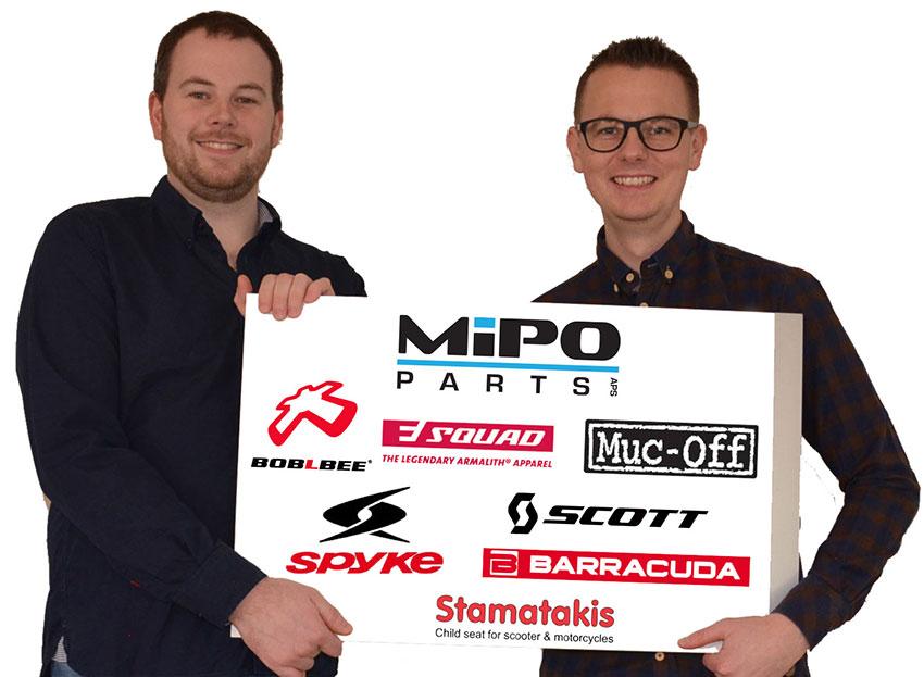 MIPO PARTS ApS - 2 x Anders