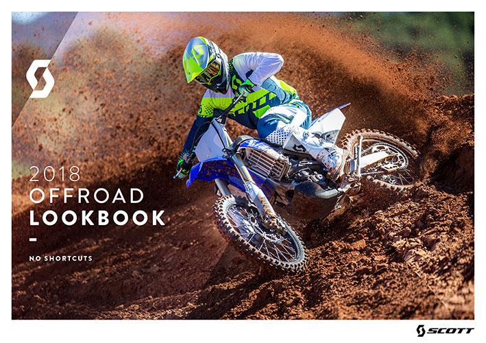 Scott MX katalog